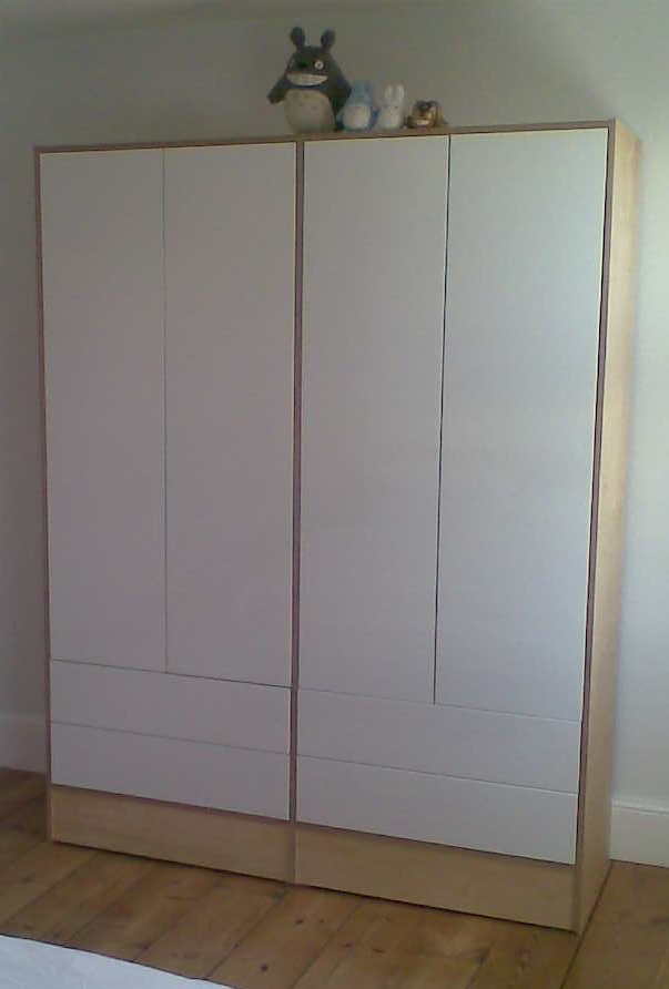 DIY Wardrobes | Online wardrobe design and ordering service for ...