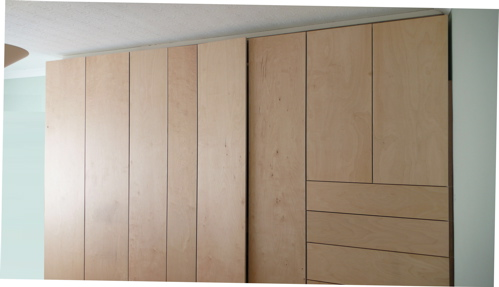 fitted bedroom furniture diy