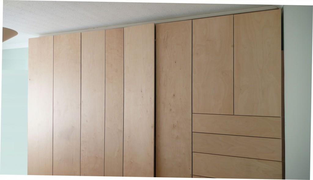 Diy Kitchen Pantry Assemble Cabinets